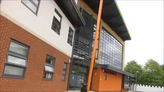 Belgrave Health Centre in Leicester