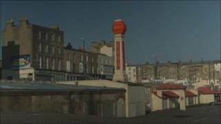 Lido in Cliftonville West