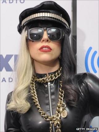 Lady Gaga (file photo)
