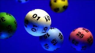 Lotto balls