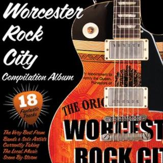 Worcester Rock City CD cover