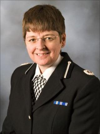Assistant Chief Constable Wendy Walker