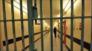 Inside Wormwood Scrubs prison
