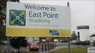 East Point Academy, Lowestoft
