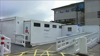 The mobile operating theatre