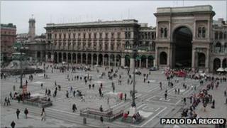 Image of Milan