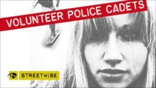 Police cadet appeal