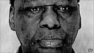 Onyango Obama (Framingham police booking photo)