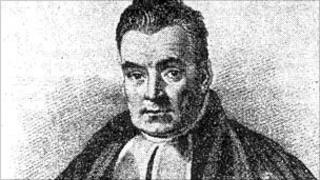 Reverend Thomas Bayes