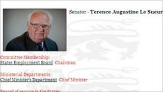 States Assembly website
