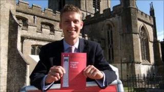 Ashley Grote, Edington Priory director