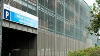 Lister hospital car park