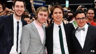 The Inbetweeners cast