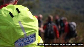 Cornwall Search & Rescue Team