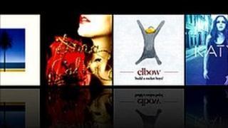 Mercury albums composite