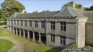 Godolphin House. Pic: National Trust