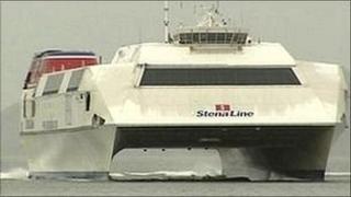 Stena Voyager ferry