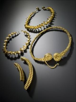 Iron Age gold