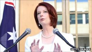 Julia Gillard, file image