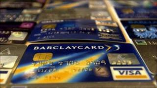 Barclaycard and other credit cards