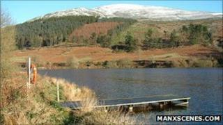 Isle of Man reservoir courtesy Manxscenes.com