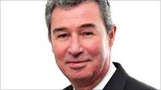 Cornwall Council's Alec Robertson