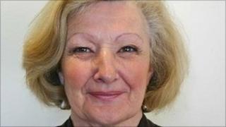Councillor Anne Hughes