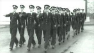 Police in 1966