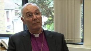 Archbishop Alan Harper