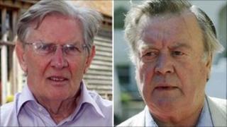 Bill Cash and Ken Clarke