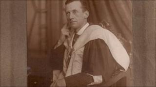 Pioneer of forensic science Doctor James Brierley Firth