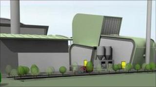 Ince Biomass Plant