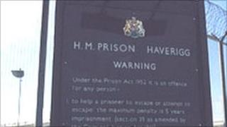 Haverigg prison
