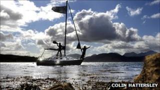 The Celeste. Pic: Colin Hattersley