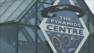 The Pyramids Centre, Portsmouth