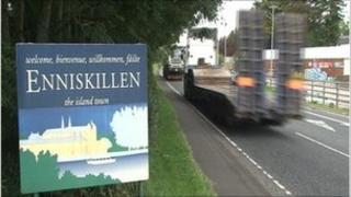 Enniskillen sign