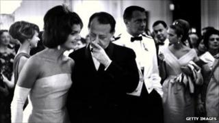 Jackie Kennedy and Andre Malraux