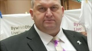 Local Government Minister Carl Sargeant