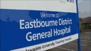 Eastbourne District General Hospital
