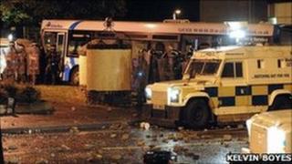 Ballyclare riots