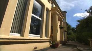 Garsewednick Home