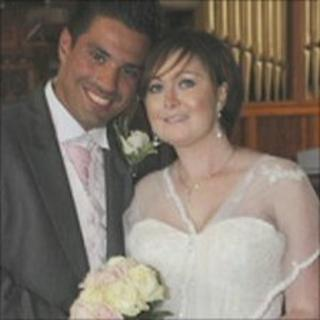Dino and Kelly Bainbridge-Flo