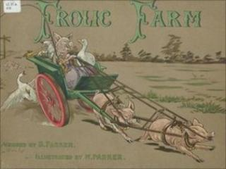 Frolic Farm, British Library