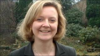 Elizabeth Truss, South West Norfolk MP
