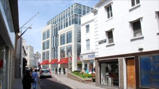 Plan for new co-op building in Charing Cross