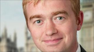 Tim Farron Lib Dem MP