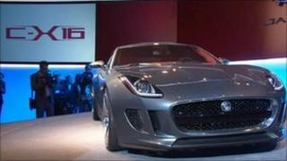 The engines for new Jaguar models will now be built in the West Midlands