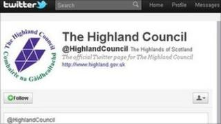 Highland Council on Twitter