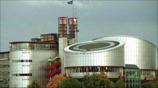 The European Court of Human Rights in Strasbourg, France, file pic from 1999