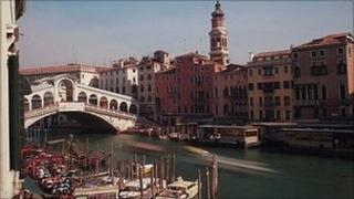 Venice (file image)